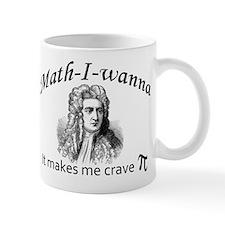 Math-I-wanna Mug