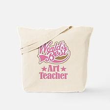 Art Teacher Gift Tote Bag