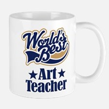 Art Teacher Gift Mug