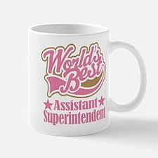 Assistant Superintendent Gift Mug
