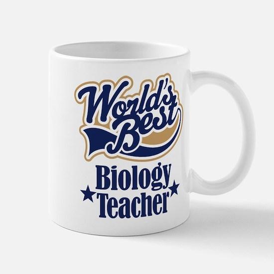 Biology Teacher Gift Mug