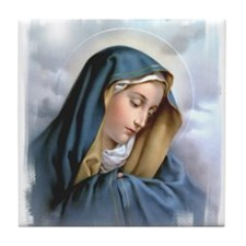 Our Lady of Sorrows Tile Coaster