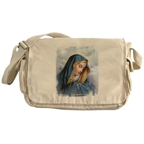 Our Lady of Sorrows Messenger Bag