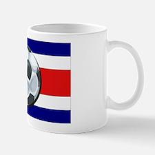 Costa Rica Soccer Mug