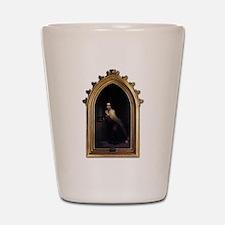 St Teresa of Avila Gothic Shot Glass