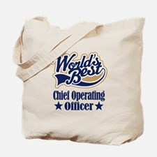 Chief Operating Officer Gift Tote Bag