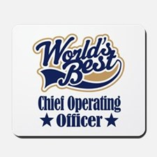 Chief Operating Officer Gift Mousepad