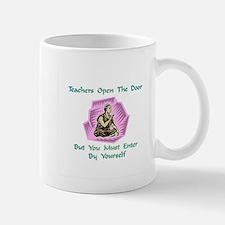 Teachers Open Doors Gifts Mug
