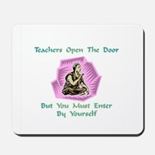 Teachers Open Doors Gifts Mousepad