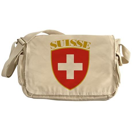 Suisse Messenger Bag