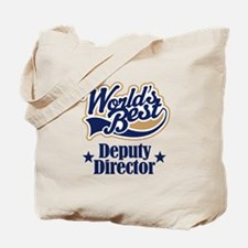 Deputy Director Gift Tote Bag