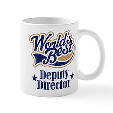 Deputy Director Gift Mug