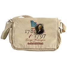 1st President - Messenger Bag