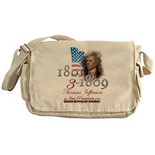 3rd President - Messenger Bag