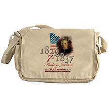 7th President - Messenger Bag