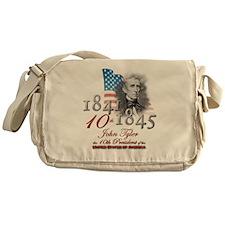 10th President - Messenger Bag