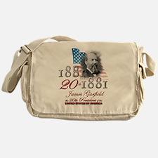 20th President - Messenger Bag