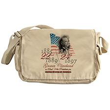 22nd / 24th President - Messenger Bag