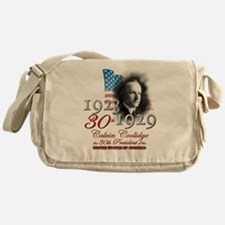 30th President - Messenger Bag