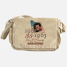 35th President - Messenger Bag