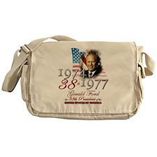 38th President - Messenger Bag