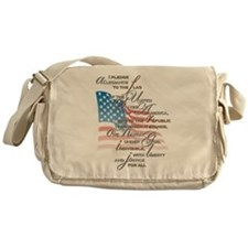 US Pledge - Messenger Bag