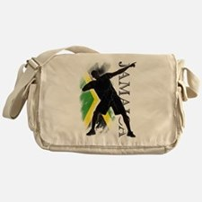 Unique Jamaican Messenger Bag