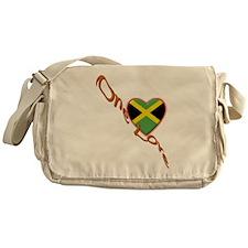 One Love - Messenger Bag
