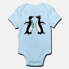 Penguin Love Infant Bodysuit