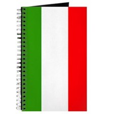 Flag of Italy Journal