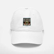 Army National Guard Skull and Baseball Baseball Cap