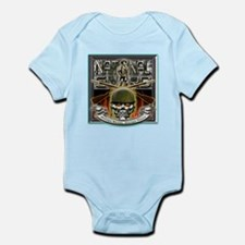 Army National Guard Skull and Infant Bodysuit