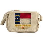 North Carolina Pride Messenger Bag