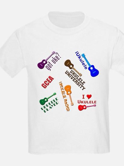 cliché ukulele T-Shirt
