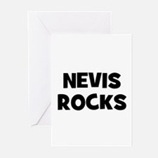NEVIS ROCKS Greeting Cards (Pk of 10)