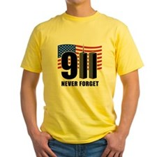 9-11 Never Forget T