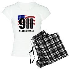 9-11 Never Forget Pajamas