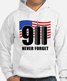 9-11 Never Forget Hoodie