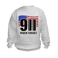 9-11 Never Forget Sweatshirt