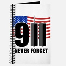 9-11 Never Forget Journal