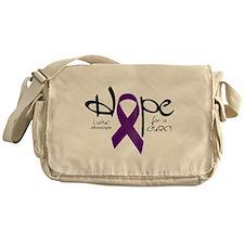 Hope - Lupus Messenger Bag