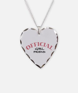 Official Girl Friend Necklace