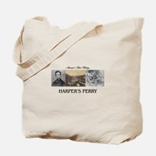 Harper's Ferry Americasbesthistory.com Tote Bag