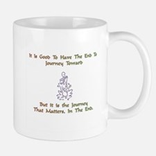 The Journey That Matters Gift Mug