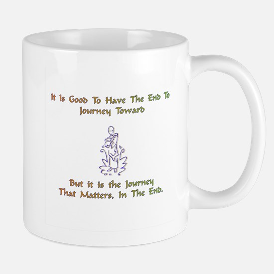 The Journey That Matters Gift Mug
