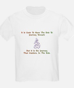 The Journey That Matters Gift T-Shirt