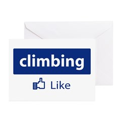 Like Climbing Greeting Cards (Pk of 20)