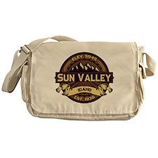 Sun Valley Sepia Messenger Bag