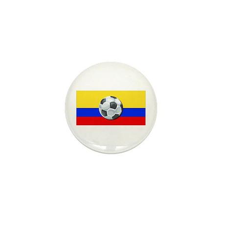 Ecuador Soccer Mini Button
