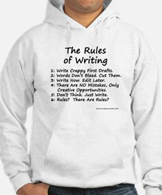 The Rules of Writing Hoodie